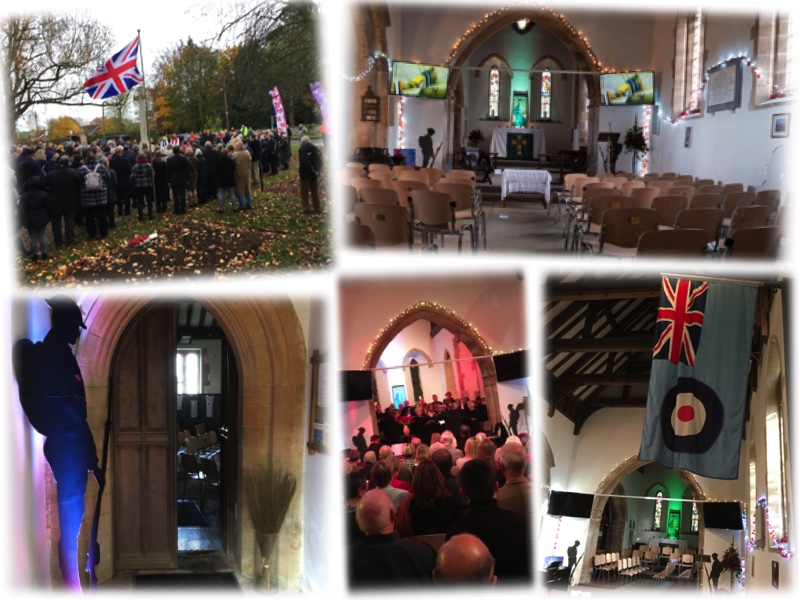 Armistice Centenary Collage