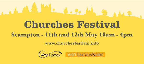 Churches Festival Header
