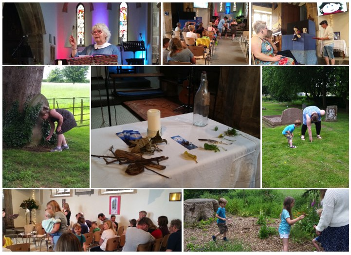 June Family Service ECO day