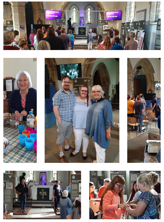 Family service sept 19 collage