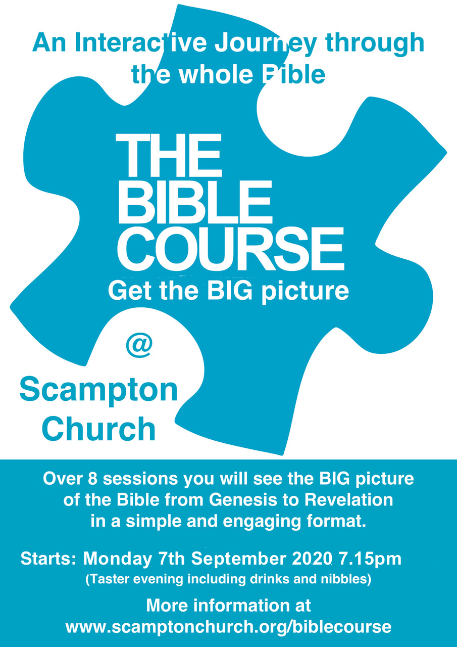 The Bible Course poster