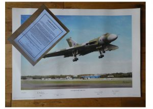Cleared for take off signed limited edition