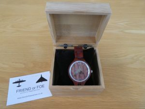 Ladies Timberland Vulcan Watch