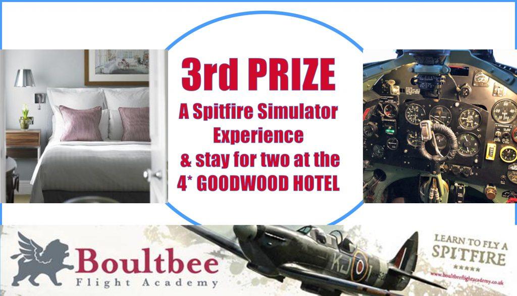 Raffle third prize