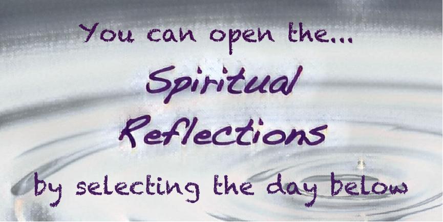 spiritual reflections 2