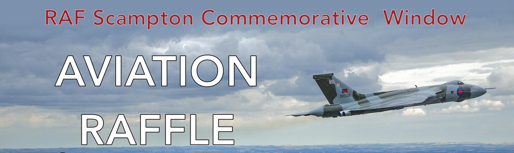 Aviation Raffle Header