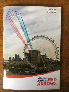 Red Arrows Brochure 2020