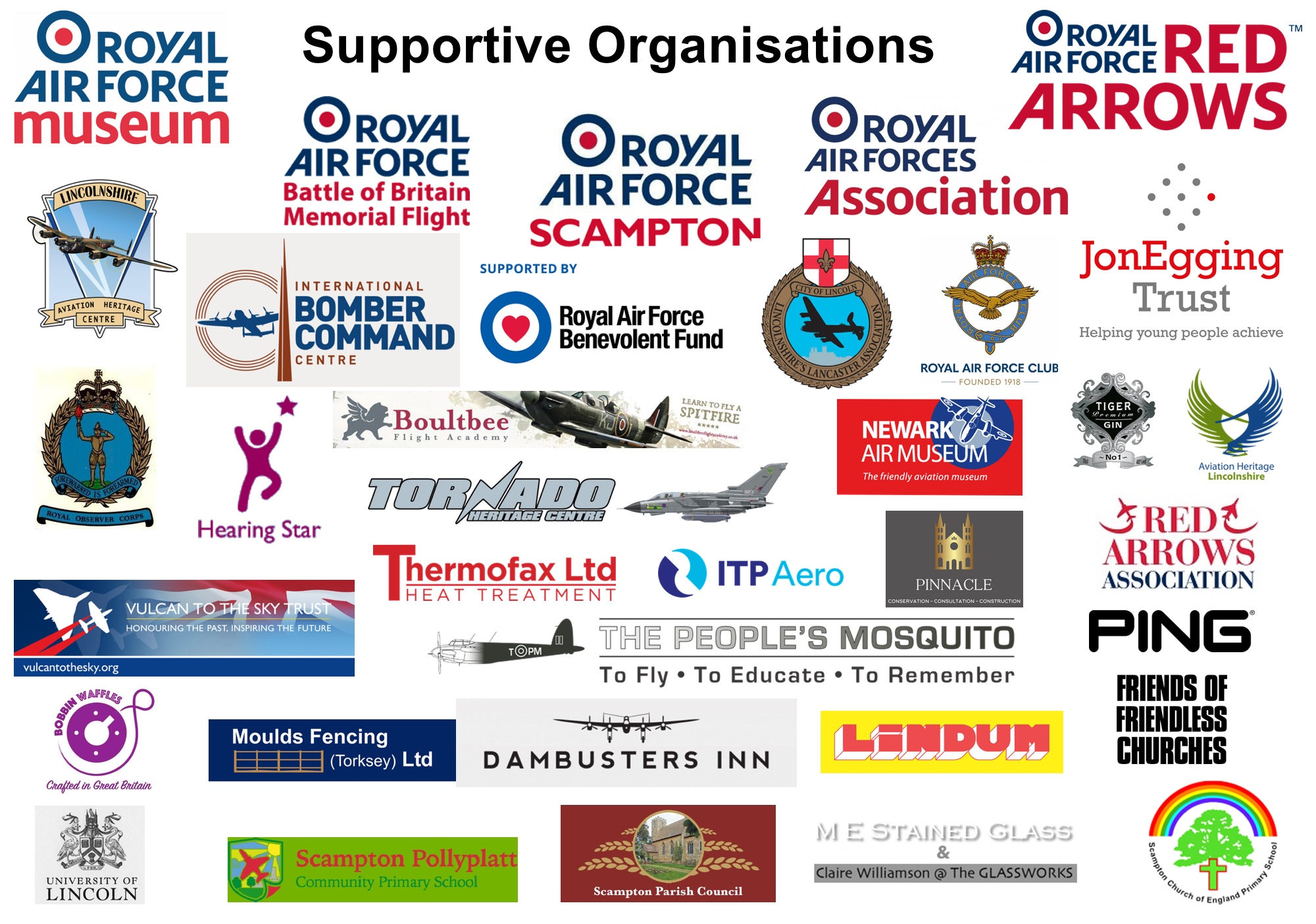Supportive Organisations Latest