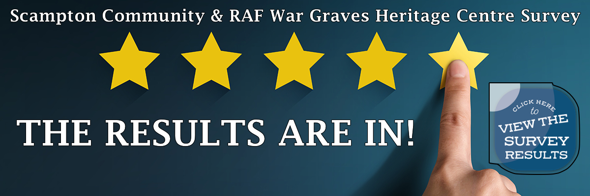 Survey results banner